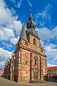 Wendelinusbasilika in St. Wendel, Saarland, Germany