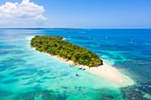 Zapatilla island, Bastimentos, Bocas Del Toro, Panama, Central America