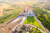 The Basilica of St. Francis, Assisi, Perugia district, Umbria, Italy, Europe