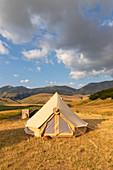 Europe,Italy,Umbria,Perugia district, Sibillini National park.