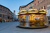 Europe, Italy, Umbria, Perugia district.\nPerugia