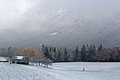 Mieminger Kette, Tirol, Österreich
