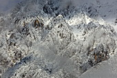 Der Wanneck ist ein Berg der Mieminger Kette, Tirol, Österreich