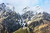 Mieminger Berge, Tirol, Österreich