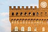 Italien, Toskana, Florenz, Historisches Zentrum, UNESCO-Weltkulturerbe, Palazzo Vecchio