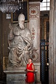 Italy, Latium, Rome, Historical Centre listed as World Heritage by UNESCO, Aracoeli, Gregorio XIII