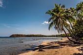 Lonely beach on Malekula, Vanuatu, South Pacific, Oceania