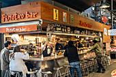 Pinotoxo Bar, Chef Juanito Bayen, La Boqueria Market, Ramblas, Barcelona