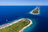 Pass of Kauehi Atoll, Tuamotu Archipel, French Polynesia