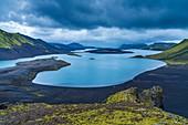 Langisjór, Highlands of Iceland, Southern Region, Iceland