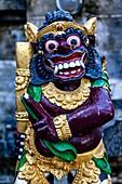 Temple Statues, Sanur, Bali, Indonesia.