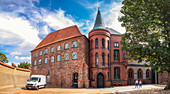 State Office for Social Services in Lübeck, Schleswig-Holstein, Germany
