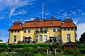 Stately villa with garden in Sollerön, Dalarna province, Sweden