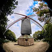 Mill at Kruisvest, Brugge, Belgium