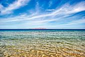 Blickj to the island of Día, Heraklion, Crete, Greece