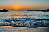 Sunrise at Heraklion, Crete, Greece