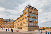 New residence at Bamberg Cathedral in Bamberg, Bavaria, Germany