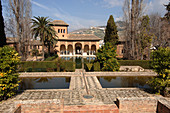 Generalife, Alhambra, Granada, Spain 29 February 2008