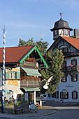 Schliersee, Upper Bavaria, Bavaria, Germany