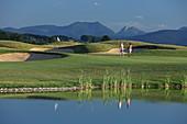 Golfplatz Valley, Holzkirchen, Oberbayern, Bayern, Deutschland