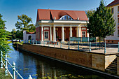 City Canal, Potsdam, State of Brandenburg, Germany