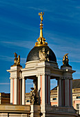 Fortunaportal, City Palace, Landtag Brandenburg, Alter Markt, Potsdam, Land Brandenburg, Germany