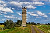 Alter Wachturm, Boizenburg, Mecklenburg-Vorpommern, Deutschland