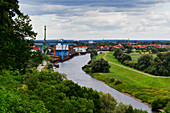 Boize, Boizenburg, Mecklenburg-Vorpommern, Deutschland