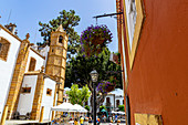 "In the center of ""Teror"" - idyllic mountain village on Gran Canaria, Spain"