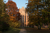 Autumn impressions at the Chorin monastery