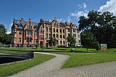 Downtown Halle (Saale) am Hansering, Halle an der Saale in Saxony-Anhalt