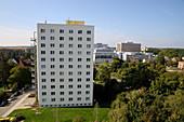 Zum Weinberg student residence in Halle (Saale), Saxony-Anhalt