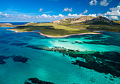 National Park of Asinara Island, Sassari province, Sardinia, Italy, Europe.