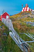 Cape Bonavista Lighthouse, Newfoundland, Canada