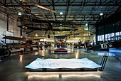 United Kingdom, London-Hendon, RAF Museum London, The Grahame-White Factory Gallery of WW1-era aviation