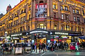 United Kingdom, London, Covent Garden area, Hippodrome casino