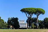 Casino Algardi in the Villa Doria Pamphilj Park, Rome, Italy