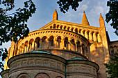 St. Peter and Paul Church, Bassinplatz, Potsdam, Brandenburg State, Germany