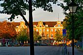 Bassinplatz, Potsdam, State of Brandenburg, Germany