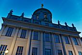Alter Markt, Old Town Hall, Potsdam, Brandenburg State, Germany