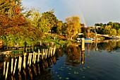 Jungfernsee, Havel, Potsdam, State of Brandenburg, Germany