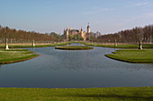 Castle garden of Schwerin Castle, Mecklenburg-Western Pomerania, Germany