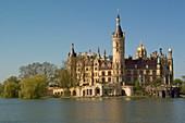 Schwerin Castle, Mecklenburg-Western Pomerania, Germany