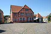 Plau am See, Mecklenburg-Western Pomerania, Germany