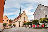 St. Mang Church in Kempten, Bavaria, Germany