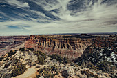 South Rim of Grand Canyon National Park, Arizona, USA, North America