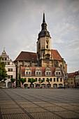 Stadtkirche St Wenzel am Marktplatz, Naumburg an der Saale, Sachsen-Anhalt, Deutschland, Europa