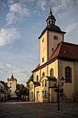 Marien Magdalenen Church at the Marientor, Naumburg an der Saale, Saxony-Anhalt, Germany, Europe
