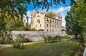 Royal Villa in Regensburg, Bavaria, Germany