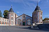 Champagne House Pommery, Maison de Champagne Vranken-Pommery Reims, Champagne, France